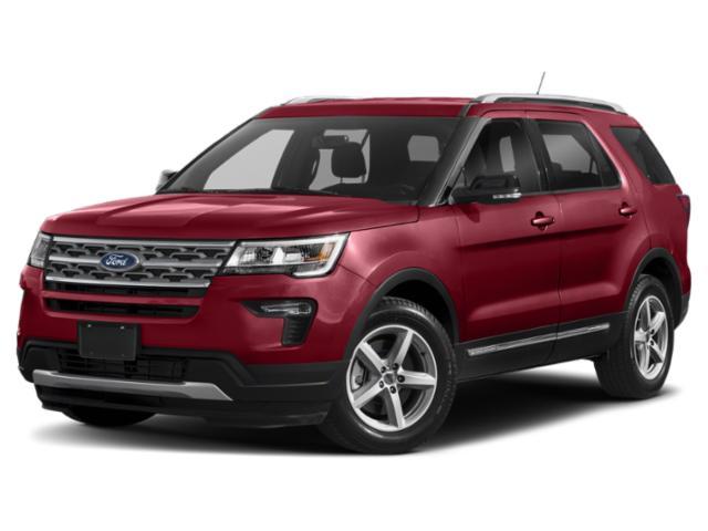 2019 Ford Explorer Sport for sale in Christiansburg, VA