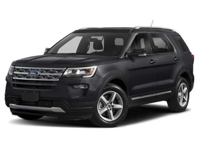 certified 2019 Ford Explorer Sport