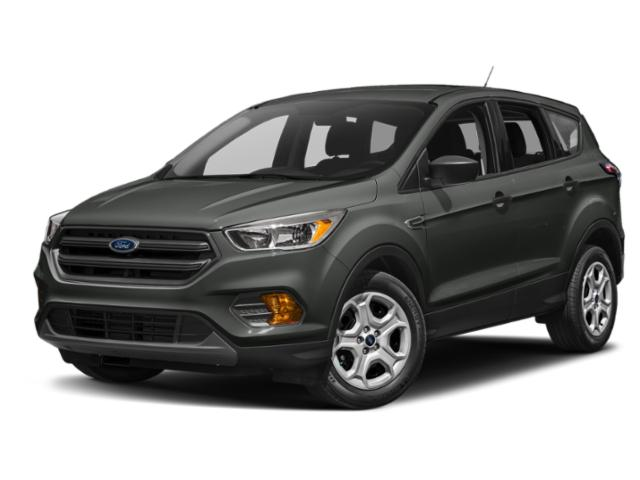 Magnetic Metallic 2019 Ford Escape S SUV Rocky Mount NC
