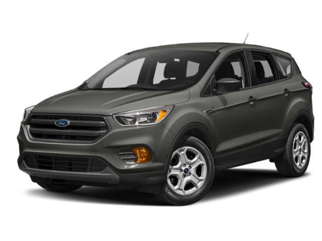 certified 2019 Ford Escape SE