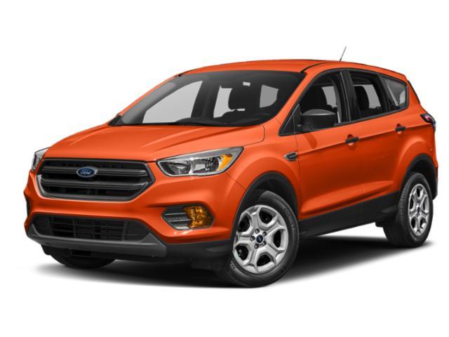 Sedona Orange Metallic 2019 Ford Escape SEL 4D Sport Utility Lexington NC