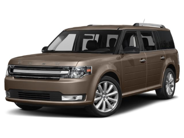 certified 2019 Ford Flex Limited