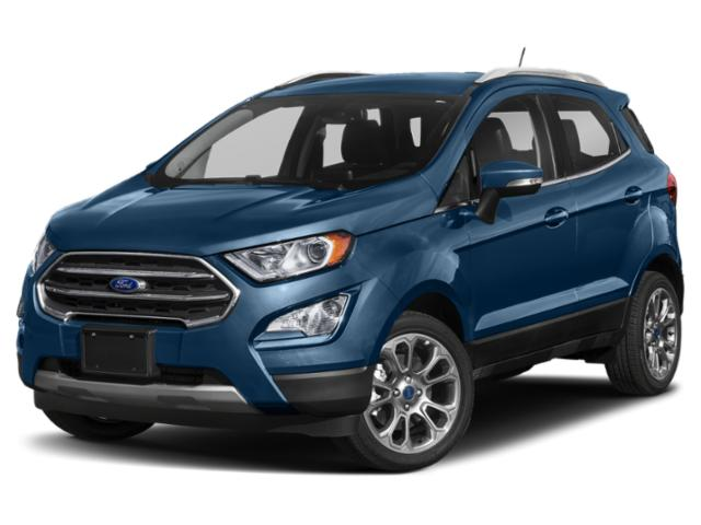 2019 Ford EcoSport Titanium for sale in Amherst, OH