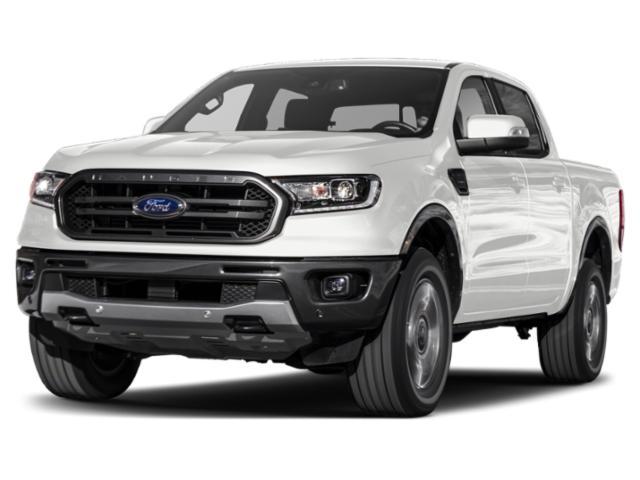 Oxford White 2019 Ford Ranger XLT Short Bed Lexington NC