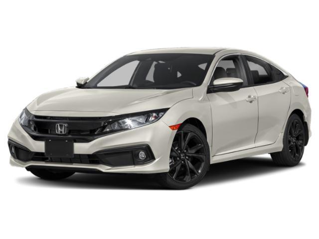 2019 Honda Civic Sedan Sport [9]