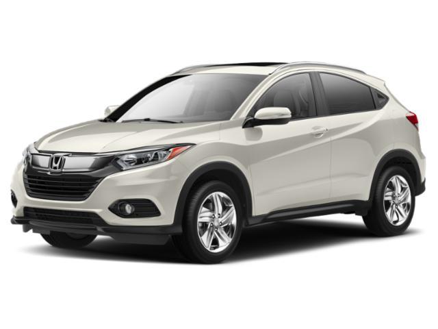 Platinum White Pearl 2019 Honda Hr-V EX SUV Manhasset NY