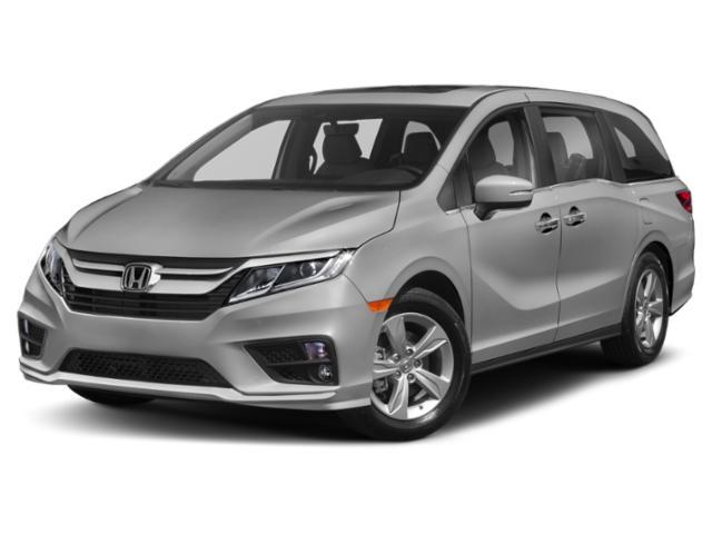 Lunar Silver Metallic 2019 Honda Odyssey EX-L Mini-van, Passenger Manhasset NY