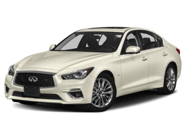 2019 INFINITI Q50 3.0T LUXE 4dr Car
