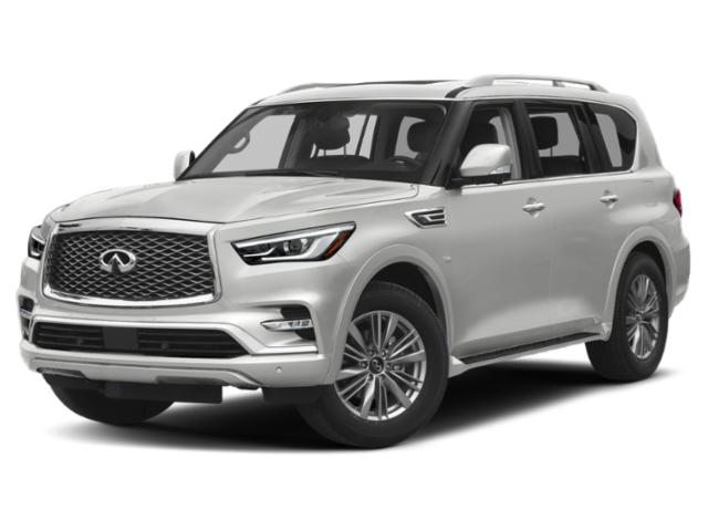 2019 INFINITI QX80 LUXE for sale in Chantilly, VA