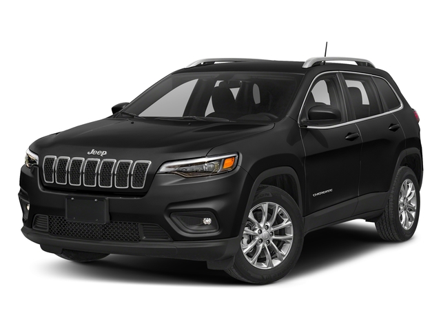2019 Jeep Cherokee Latitude Plus [16]