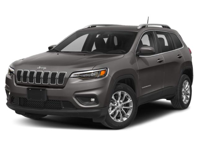 2019 Jeep Cherokee HIGH ALTITUDE Sport Utility