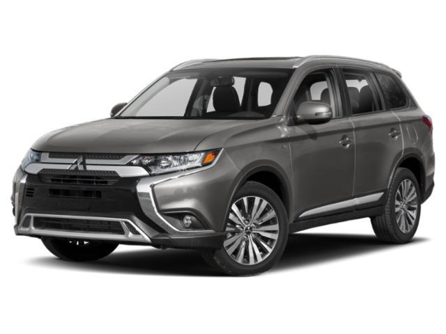 2019 Mitsubishi Outlander SEL SUV Slide