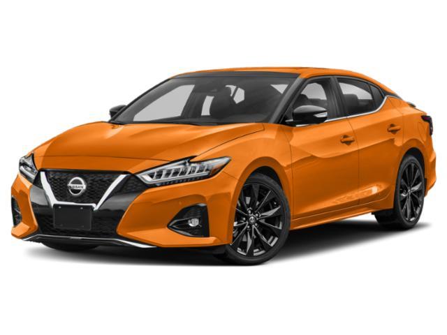 2019 Nissan Maxima SR [1]