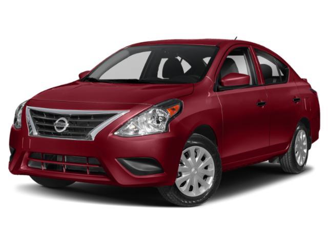 2019 Nissan Versa Sedan SV [9]