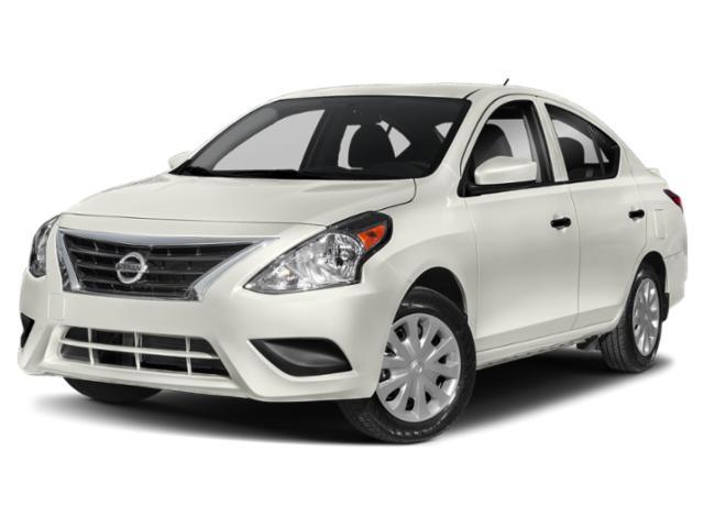 2019 Nissan Versa Sedan SV [16]