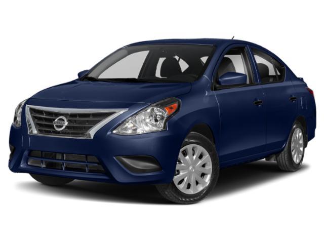 2019 Nissan Versa Sedan SV [8]