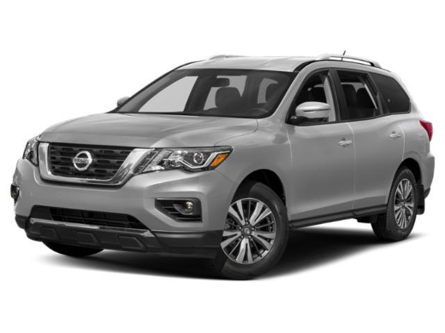 2019 Nissan Pathfinder SV [4]