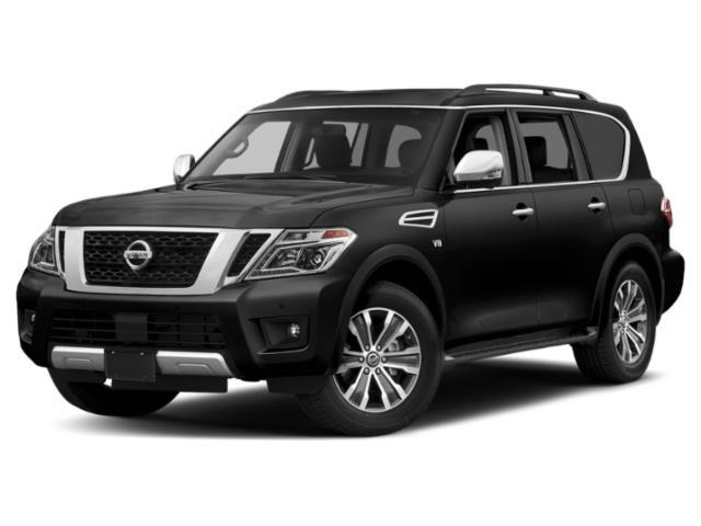 2019 Nissan Armada Platinum [2]