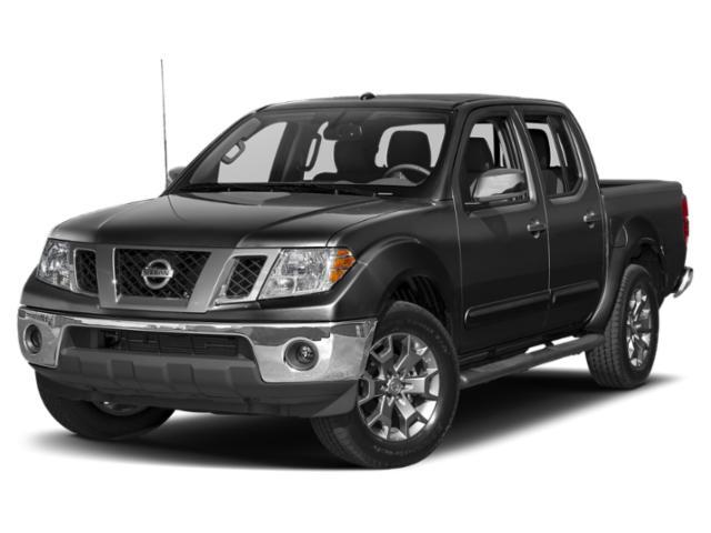 2019 Nissan Frontier SV [6]