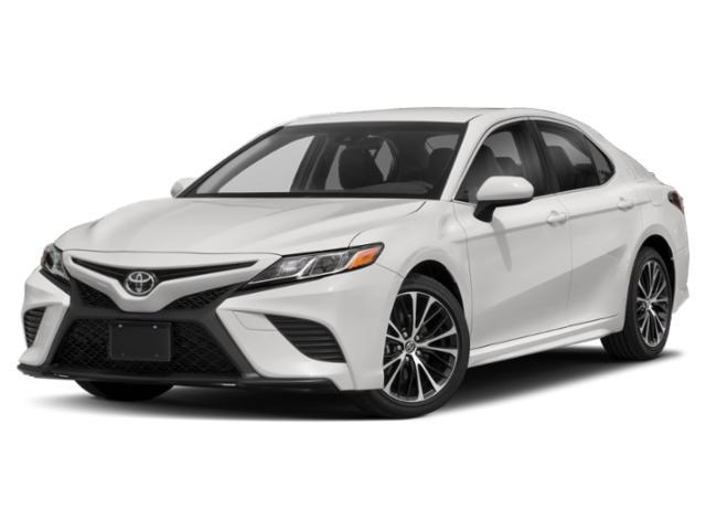 2019 Toyota Camry SE [1]