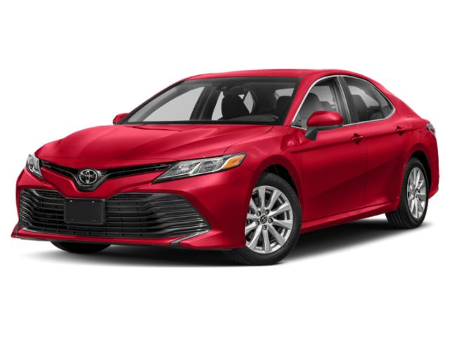 2019 Toyota Camry LE [1]