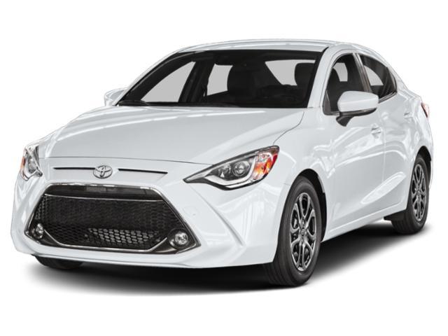 2019 Toyota Yaris Sedan LE [4]
