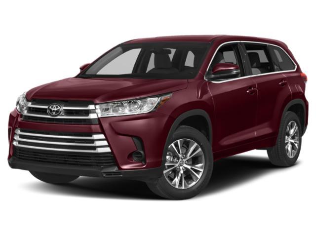 2019 Toyota Highlander LE [3]