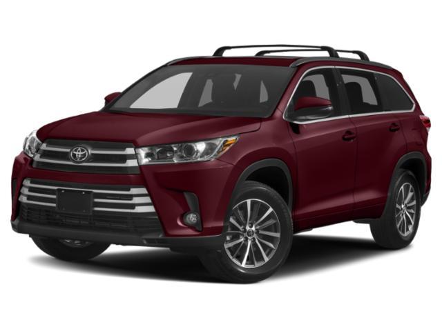 2019 Toyota Highlander XLE [7]