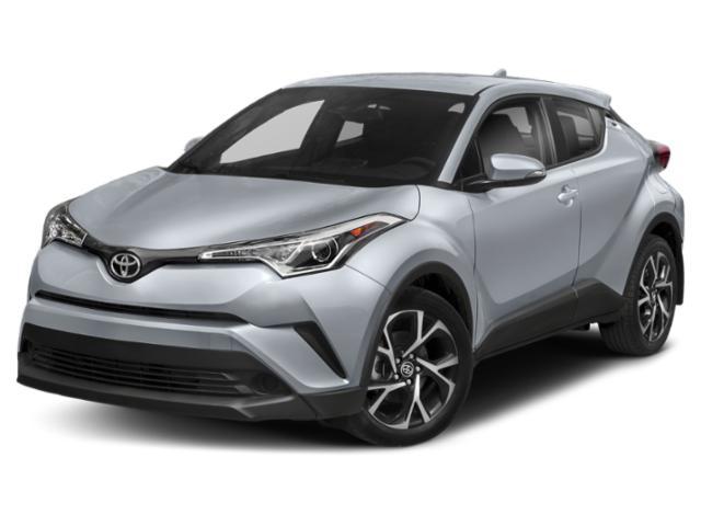 2019 Toyota C-HR LE [1]