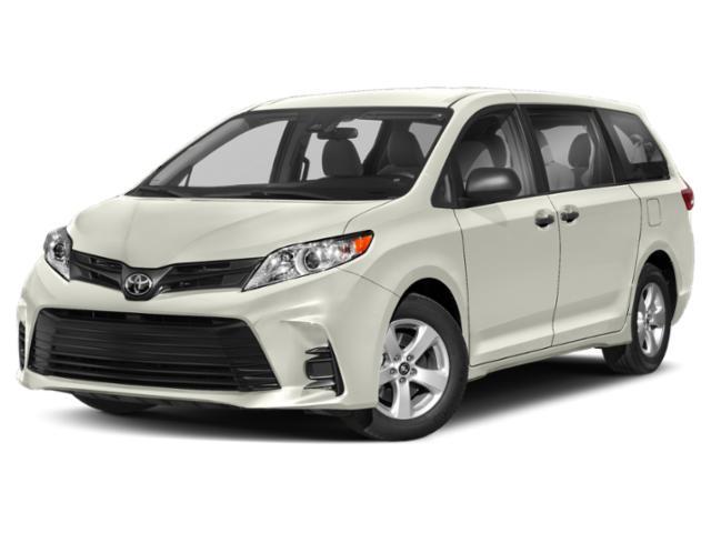 2019 Toyota Sienna LIMITED PREMIUM Mini-van, Passenger Jamaica NY