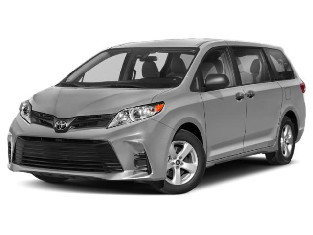 2019 Toyota Sienna LE [4]
