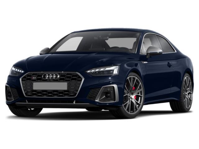 2020 Audi S5 Coupe Premium Plus