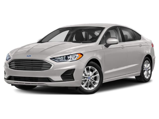 used 2020 Ford Fusion SE