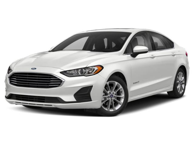 certified 2020 Ford Fusion Hybrid S