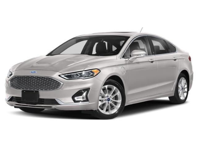 certified 2020 Ford Fusion Plug-In Hybrid Titanium