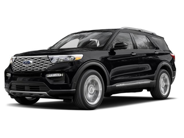 2020 Ford Explorer Limited [1]