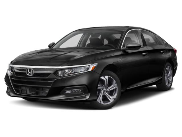 Crystal Black Pearl 2020 Honda Accord Sedan EX 1.5T 4dr Car Huntington NY