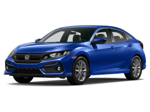 2020 Honda Civic Hatchback EX for sale in Davenport, IA
