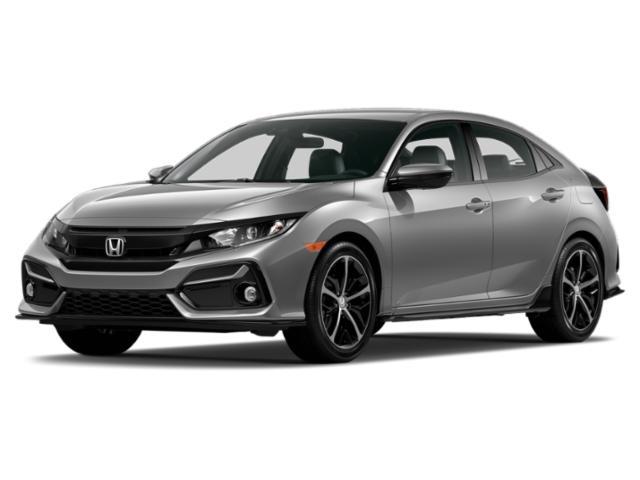 2020 Honda Civic Hatchback Sport [1]