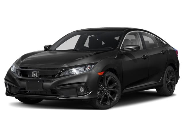 2020 Honda Civic Sedan SPORT 4dr Car Slide