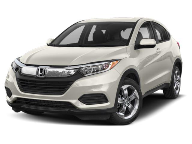 Platinum White Pearl 2020 Honda Hr-V LX SUV Manhasset NY