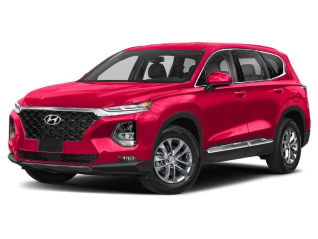 certified 2020 Hyundai SANTA FE SEL