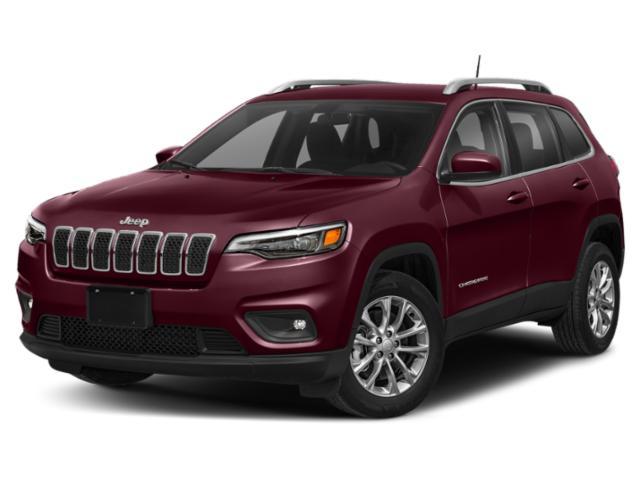 certified 2020 Jeep Cherokee Latitude Plus