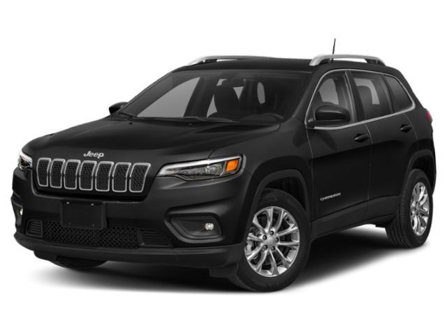 2020 Jeep Cherokee Trailhawk for sale in Negaunee, MI