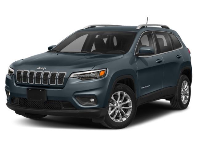 Blue Shade Pearlcoat 2020 Jeep Cherokee LIMITED SUV West Islip NY