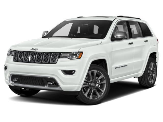 Bright White Clearcoat 2020 Jeep Grand Cherokee HIGH ALTITUDE SUV Garner NC