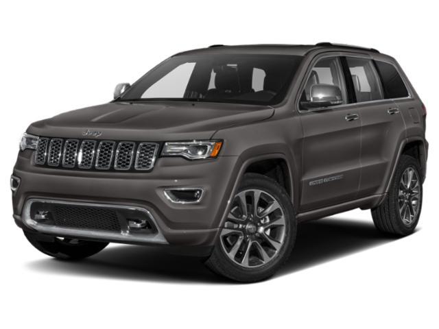 Granite Crystal Metallic Clearcoat 2020 Jeep Grand Cherokee OVERLAND SUV Garner NC