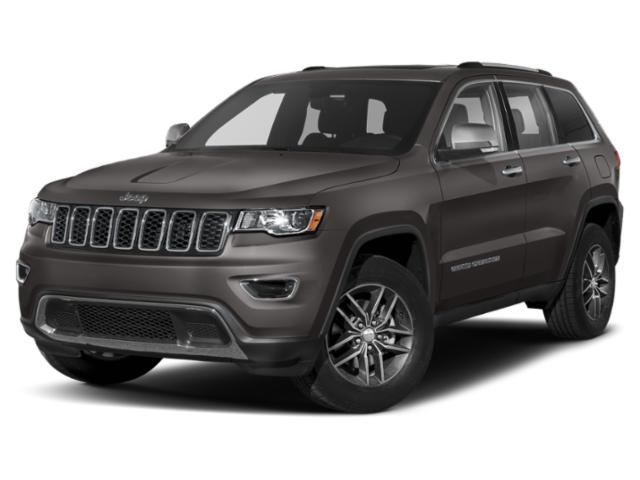 Granite Crystal Metallic Clearcoat 2020 Jeep Grand Cherokee ALTITUDE SUV Garner NC