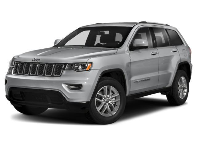Billet Silver Metallic Clearcoat 2020 Jeep Grand Cherokee ALTITUDE SUV Garner NC