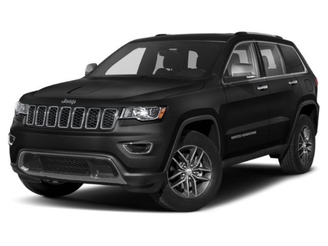 Diamond Black Crystal Pearlcoat 2020 Jeep Grand Cherokee ALTITUDE SUV Garner NC